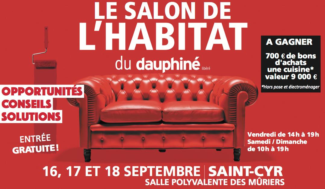 Salon de l'Habitat à Saint-Cyr